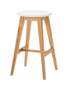 Alexa Stool product photo #newandnow.  This bar stool is not only practical but also gives a modern touch to your home.