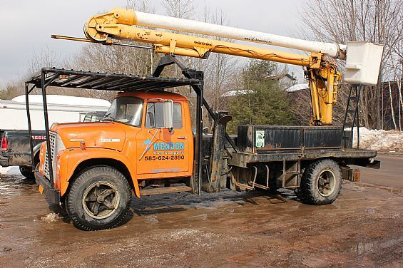 1973 International Bucket Truck HeavyDuty For Sale in Liberty, NY A00003 | Want Ad Digest Classified Ads