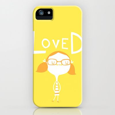 LOVED iPhone Case by Lori Joy Smith - $35.00
