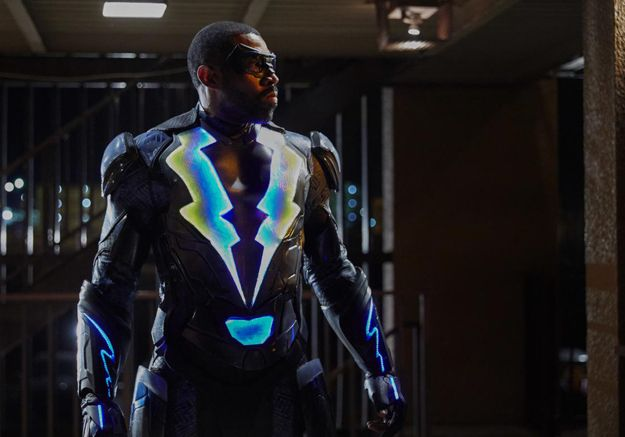 """Black Lightning"" Cress Williams Interview  http://cwatlanta.cbslocal.com/2018/01/03/black-lightning-gregg-henry-interview/"