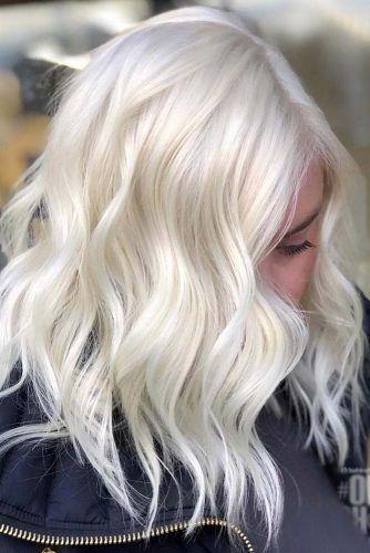 50 Platinum Blonde Hair Shades and Highlights for 2019 – Hair