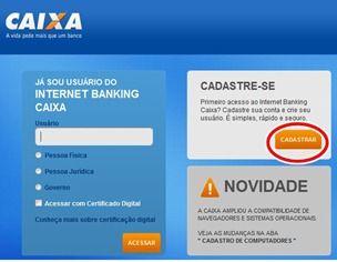Como cadastrar usuário e senha no internet banking CAIXA?  http://www.meuscartoes.com/2015/08/como-cadastrar-usuario-senha-internet-banking-caixa.html
