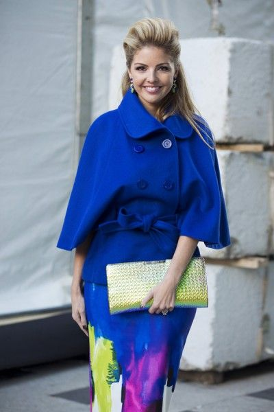 Toronto Fashion Week SS'14: Street Style Day 3 // Photo by Max Kopanygin.