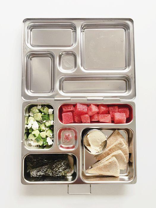 Kids veggie lunch ideas