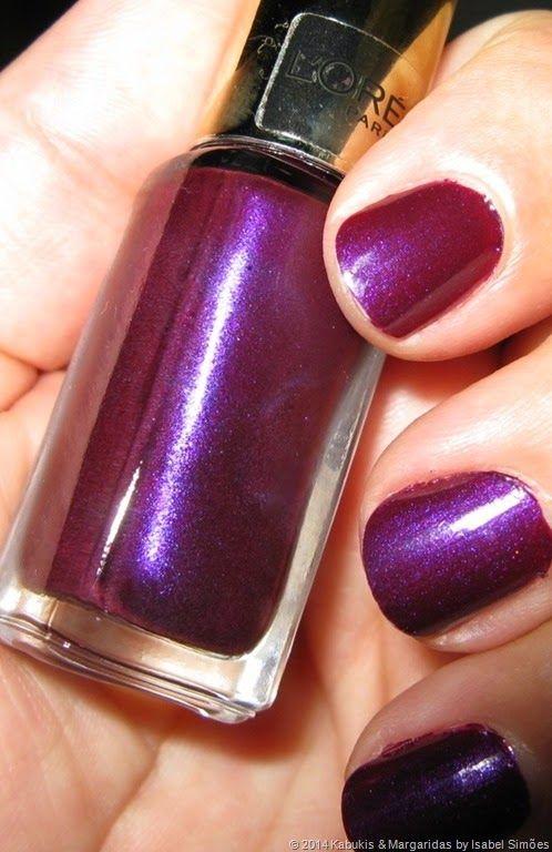 Color Riche #502 Purple Disturbia da L'Oréal