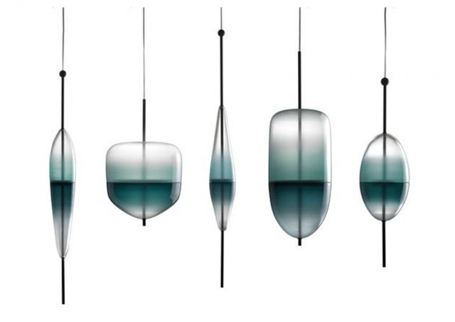 Les luminaires en verre