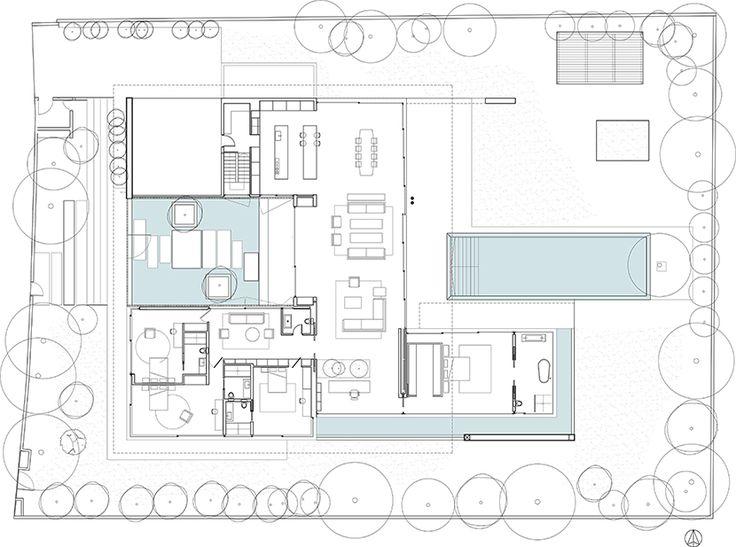 Float House por Pitsou Kedem Architects