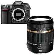 Nikon D7100 Camera + Tamron AF 18-270mm VC LD PZD Imported Camera Lens Kit