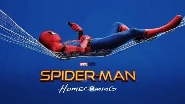Spider-Man: Homecoming (Poster for the film)