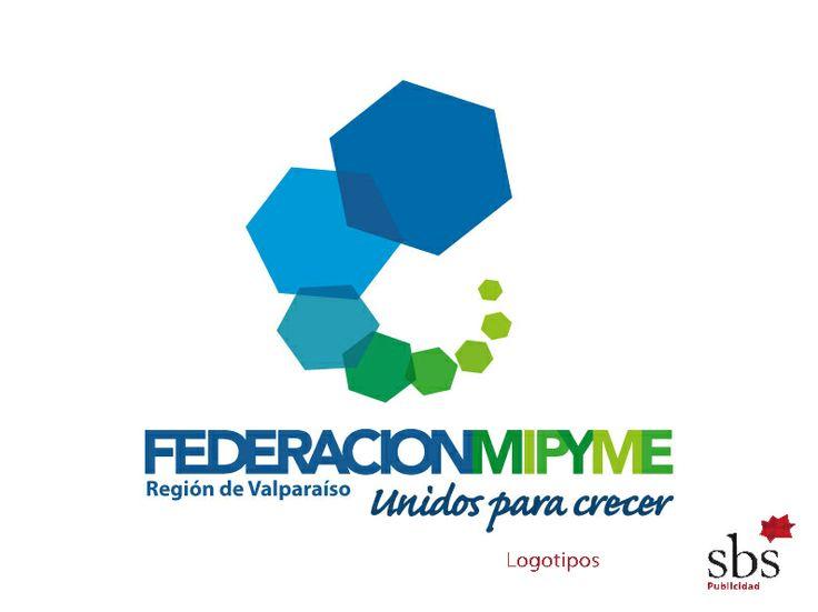 Logo Federación Mipyme, Región de Valparaíso.