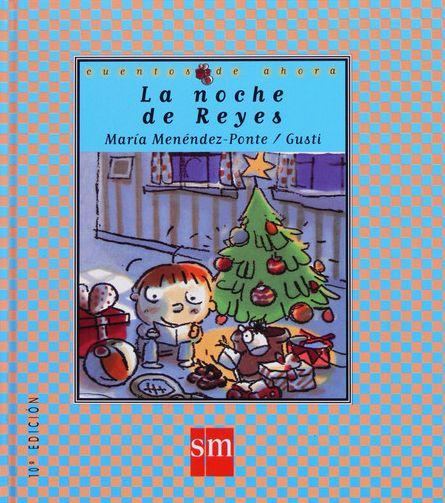 Es la noche de Reyes. Diego está muy nervioso, quiere dejar todo ordenado para que lo vean los Reyes, y en lugar de ordenar lo deja todo hecho un desastre.