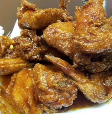Dallas BBQ Hennessy Wings - Allthecooks.com