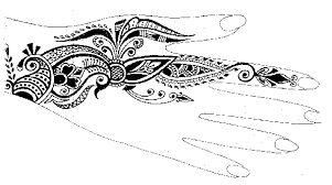 Картинки по запросу учимся рисовать мехенди