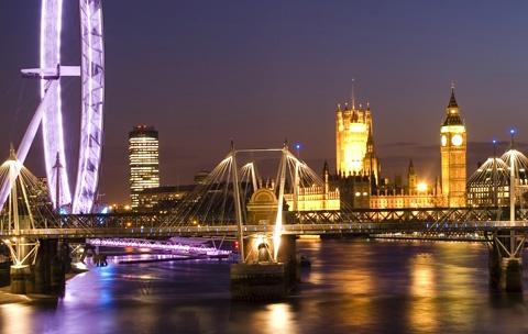 100km charity bike ride around London at night...maybe