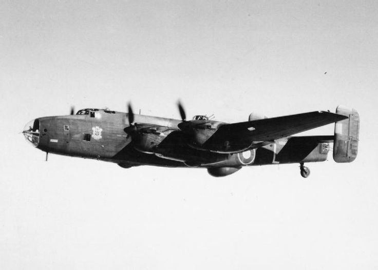Halifax Mark II Series 1A, HR928 'TL-L', of No. 35 Squadron RAF based at Graveley, Huntingdonshire, being flown by Squadron Leader A P Cranswick., an outstanding Pathfinder pilot of No. 5 Group, Bomber Command, who was killed on the night of 4/5 July 1944 on his 107th mission. The Cranswick coat-of-arms decorates the nose just below the cockpit.