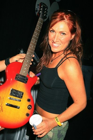Jo Dee Messina - Backstage With Distinctive Assets At The Academy Of Country Music Awards