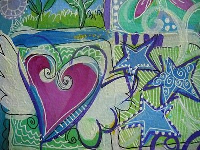 Whimspirations An Artful Heart Journal Doodles