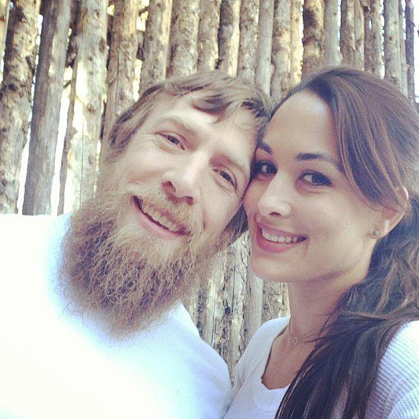 Pro Wrestler Daniel Bryan Announces His Retirement From WWE  Brie Bella and Daniel Bryan's Love Story