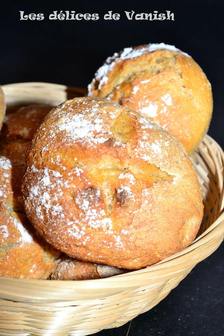pain en 1h30, pain petit épeautre
