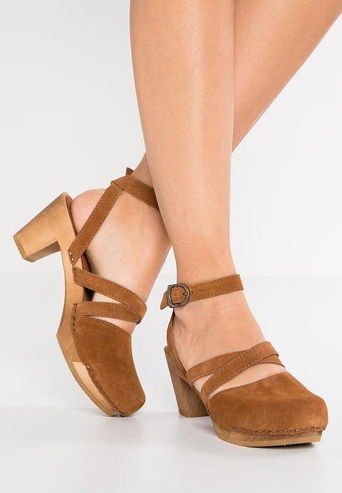 Chaussures Sanita TINJA - Sabots - cognac cognac: 100,00 € chez Zalando (au 18/04/17). Livraison et retours gratuits et service client gratuit au 0800 915 207.