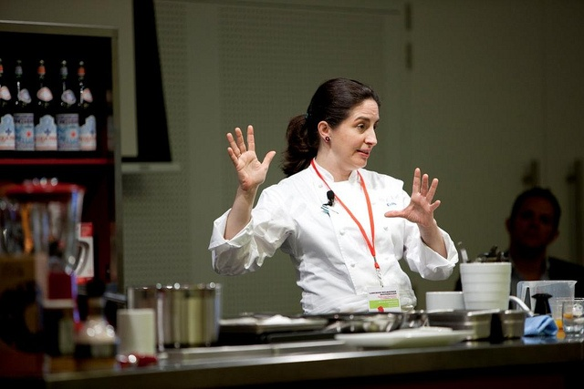 Melbourne Food and Wine Festival 2012 Theatre of Ideas with Elena Arzak