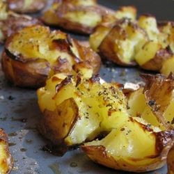 These little beauties are my idea of a perfect side dish.