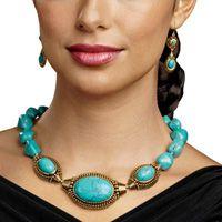 Tibetan Amulet Necklace
