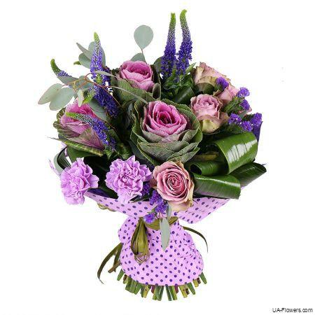 """""""Lilac"""" bouquet"""