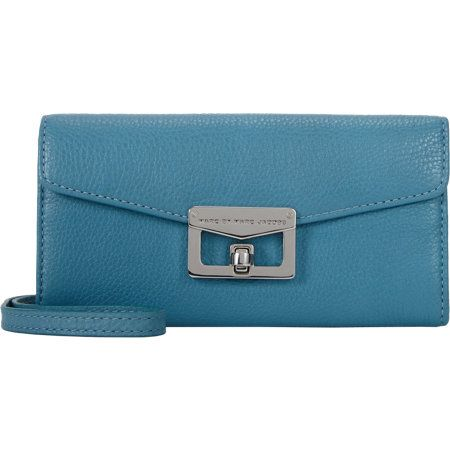 Marc by Marc Jacobs Bianca on a chain in Vintage Blue