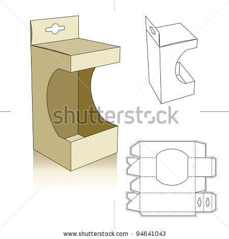 molde de cajas