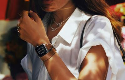 Miss Cokette: Apple Watch Hérmes - Colecção Outono/Inverno