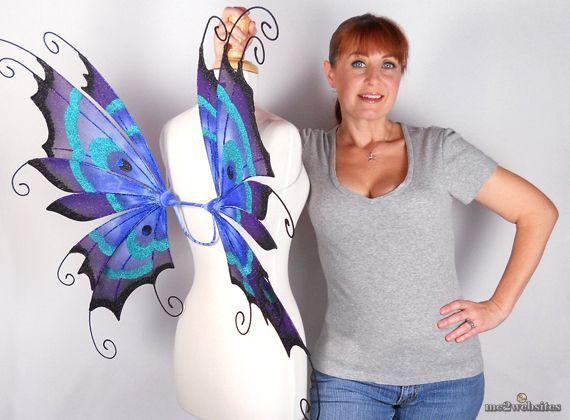 Волшебство и сказка вокруг нас - Крылья бабочки от Angelia Doyle