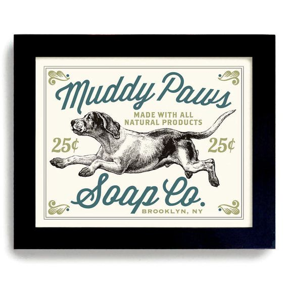 Hey, I found this really awesome Etsy listing at https://www.etsy.com/listing/177892449/laundry-room-decor-dog-art-sign-bathroom