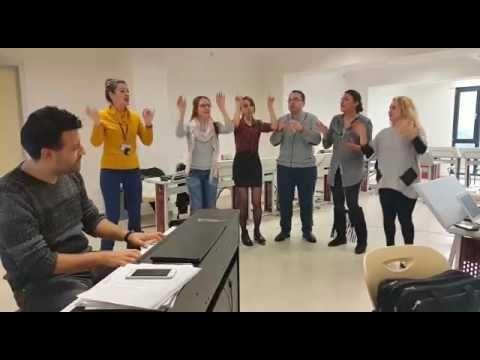 Karınca Çocuk Şarkısı Orff Şarkısı Müzik Öğretmenleri Söylüyor Orff Hareketleri Zarife Pazarlı - YouTube