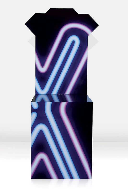 #cortomoltedo #limitededition salvador, Fuorisalone 2015, #altreformegoesfashion with #salvador chair, #design Elena Cutolo, #interior #home #decor #homedecor #furniture #aluminium