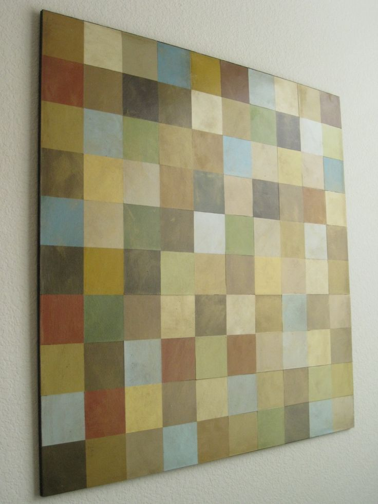 Make 2 or 3 for large family room wall. Life Crafts & Whatever: Easy but Fabulous Paint Chip Wall Art