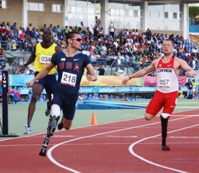 Inspirational Story about  USA Paralympic Athlete - Jarryd Wallace