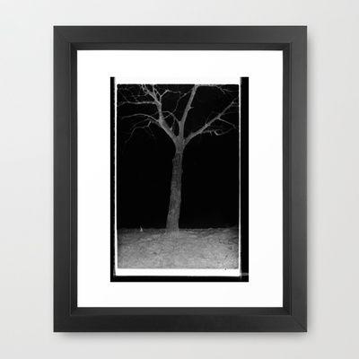 Before scream Framed Art Print by Zeppelin - $57.00