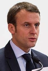 Emmanuel Macron – Wikipedia