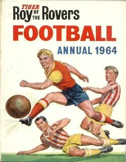 The Roy of the Rovers Annual Collection 1964