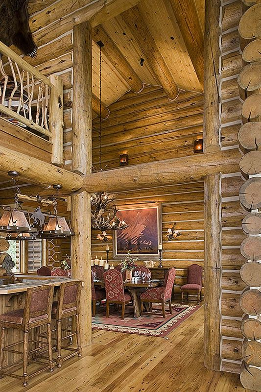 Daylight In Kitchens in addition Ideas Log Cabin Interior Design Homes Cabins together with Colorado Log Cabins likewise 20110719 shelstad 0014 2 further Cabin On Lake In Montana Mountains. on rocky mountain log cabins montana