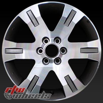"Nissan Pathfinder wheels for sale 2005-2007. 17"" Silver rims 62450 - http://www.rtwwheels.com/store/shop/17-nissan-pathfinder-wheels-for-sale-silver-62450/"