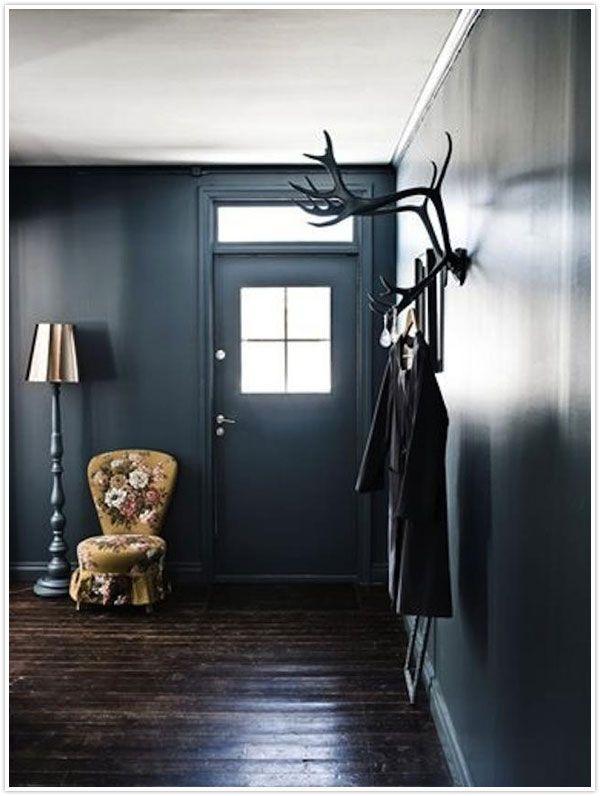 antler deer sheds shed diy craft hanger hook coat jewelry organization decor paint design