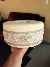Resultado de imagen para como decorar tortilleros de unicel para boda