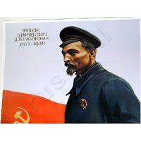 Felix Dzerzhinsky of the Soviet Cheka (Secret Police)