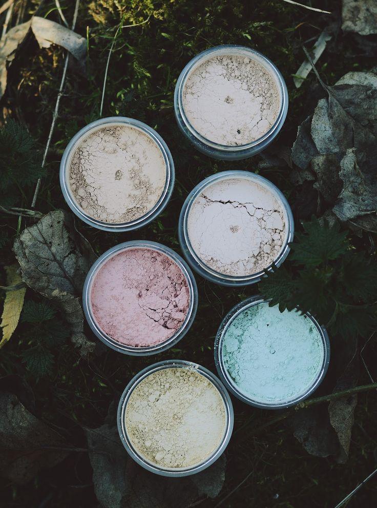 Doskonałe, lekkie, rozświetlające korektory Ecolore | Beige Uno, Beige Due, Beige Tre, Green Tea, Light Lemon, Pinko