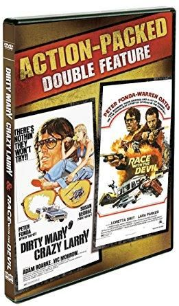 Peter Fonda & Warren Oates & John Hough-Dirty Mary Crazy Larry / Race With The Devil