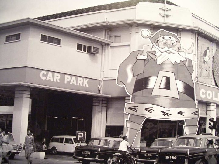 Cold Storage - Singapore Yesteryear #sgmemory #archivingsg