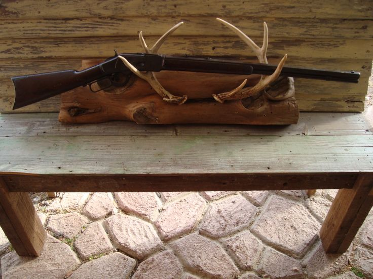 Deer antlers gun racks and antlers on pinterest