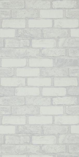 Fräck och naturtrogen tegeltapet från kollektionen Mirage 49782. Klicka för att se fler tuffa tapeter för ditt hem!